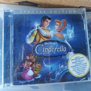 Walt Disney's Cinderella Special Edition Soundtrac